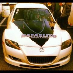Photo taken at Old Bridge Township Raceway Park by Patrice C. on 10/15/2012