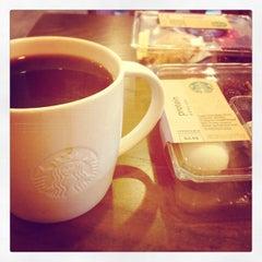 Photo taken at Starbucks by Brad W. on 1/19/2013