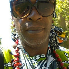 Photo taken at Congo Square by Divine Prince T. on 8/2/2015