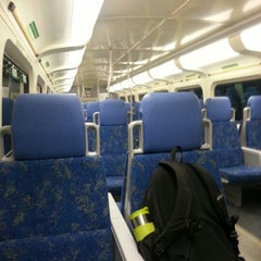 Photo taken at GO Train - Lakeshore West by Peter B. on 12/18/2012