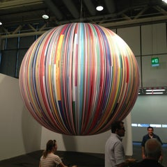 Photo taken at Art|Basel by Roger M. on 6/13/2013