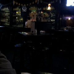 Photo taken at The Black Rose Irish Pub by Daniel K. on 2/28/2013