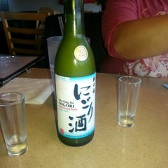Photo taken at Hana Japanese Restaurant by Mele D. on 4/25/2013