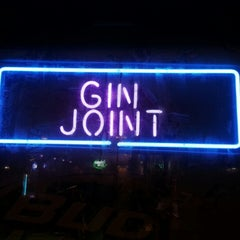 Photo taken at Gin Joint by Mele D. on 12/6/2012