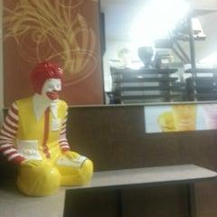 Photo taken at McDonald's by Carol Elizabeth M. on 10/10/2012