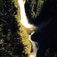 Photo taken at Wallace Falls Trail by MV L. on 4/13/2014