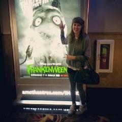 Photo taken at AMC Highland Village 12 by Sarah S. on 10/7/2012