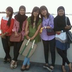 Photo taken at Tanjung Bunga by Luli A. on 10/9/2012