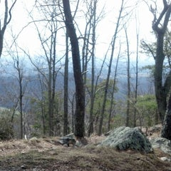 Photo taken at House Mountain Overlook by Sean P. on 3/16/2013