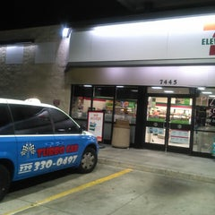 Photo taken at 7-Eleven by Turbo C. on 11/3/2013