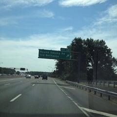 Photo taken at LIE Exit 48 by Scott B. on 8/17/2013