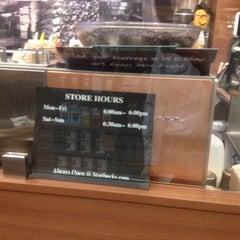Photo taken at Starbucks by Josh v. on 3/5/2014
