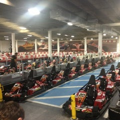 Photo taken at K1 Speed by Sergio R. on 10/27/2012