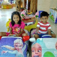 Photo taken at Mataram Mall by Agung R. on 8/30/2015