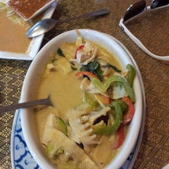 Photo taken at thai chili by Steve W. on 10/19/2012