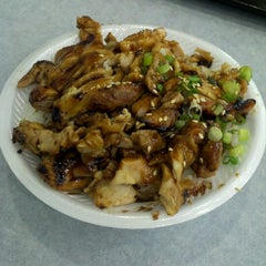 Photo taken at Chop Teriyaki by Cindy T. on 9/23/2012