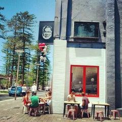 Photo taken at Hemingway's by Amanda on 12/31/2012
