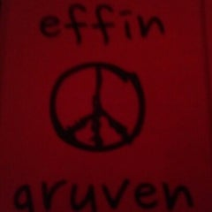 Photo taken at Effin' Gruven by Juan C. on 1/4/2013