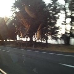 Photo taken at Autopista México - Cuernavaca by Liz M. on 12/25/2012