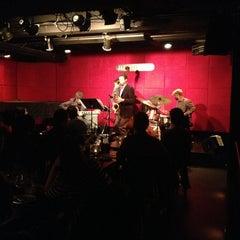 Photo taken at Jazz Standard by Matt on 1/23/2013