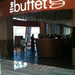 Photo taken at The Buffet at ARIA by Andy E. on 1/9/2013