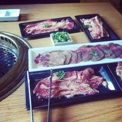 Photo taken at Gyu-Kaku Japanese BBQ by Naochib on 1/8/2013