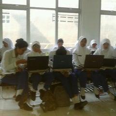Photo taken at STIKES Bhakti Pertiwi Indonesia by Almira Nur I. on 9/26/2012