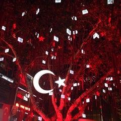 Photo taken at Bağdat Caddesi by Gurur K. on 10/29/2013