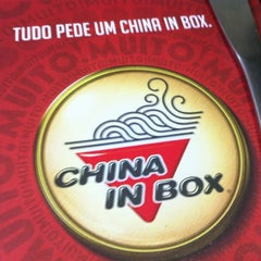 Photo taken at China in Box by Arnaldo L. on 11/12/2012