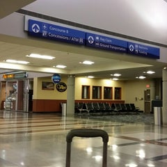 Photo taken at Concourse A - Richmond International Airport by John B. on 2/22/2014