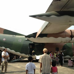 Photo taken at พิพิธภัณฑ์กองทัพอากาศ (Royal Thai Air Force Museum) by Phung K. on 1/12/2013
