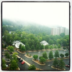 Photo taken at Embassy Suites Hot Springs - Hotel & Spa by Lisa on 9/15/2012