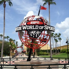 Photo taken at ESPN Wide World of Sports by Natasha M. on 6/22/2013