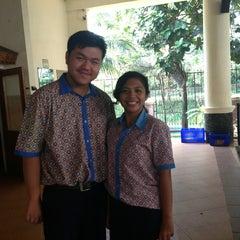 Photo taken at Sekolah Global Mandiri Cibubur by Farras S. on 6/20/2013