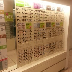 Photo taken at Grand Optical by Andrea D. on 7/15/2013