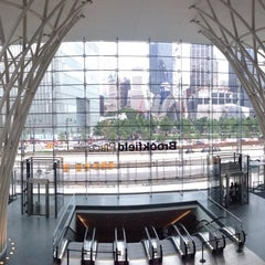Photo taken at Brookfield Place by Angela K. on 7/19/2014