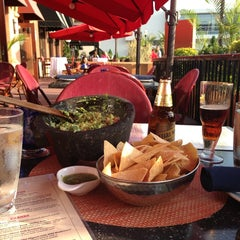 Photo taken at Rosa Mexicano by Angela K. on 5/20/2013