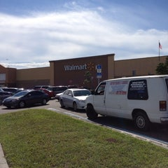 Photo taken at Walmart Supercenter by Ron on 10/7/2012