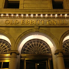 Photo taken at Old Ebbitt Grill by Igor B. on 1/30/2013