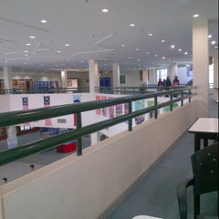 Photo taken at UMS Library by Stefano H. on 5/11/2013