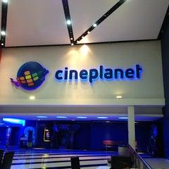 Photo taken at Cineplanet by Rodrigo O. on 12/29/2012