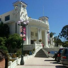 Photo taken at Enjoy Viña del Mar by Crystalline E. on 11/18/2012
