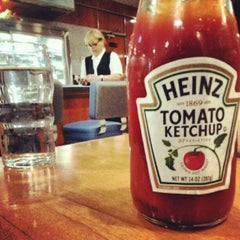 Photo taken at Neptune Diner by Michael N. on 12/21/2012