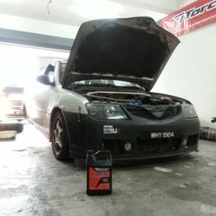Photo taken at KKP Auto Service by Suri Y. on 9/20/2012