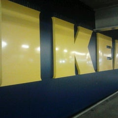 Photo taken at IKEA by Neil F. on 10/8/2012