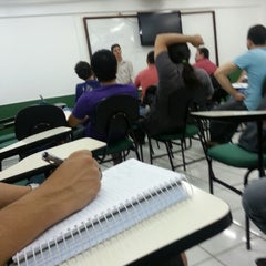 Photo taken at Instituto de Estudos Superiores da Amazônia by Rayanne O. on 10/11/2012