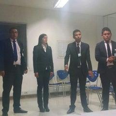 Photo taken at Sena centro de servicios financieros by Lisseth D. on 4/7/2015