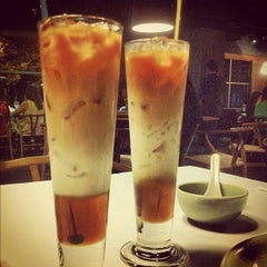 Photo taken at Busaba Thai Restaurant by Joey C. on 10/27/2012