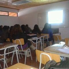Photo taken at Colegio Almenar by María Loreto E. on 10/12/2012