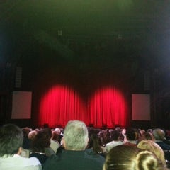 Photo taken at Teatro Astral by Luis M. on 9/27/2012